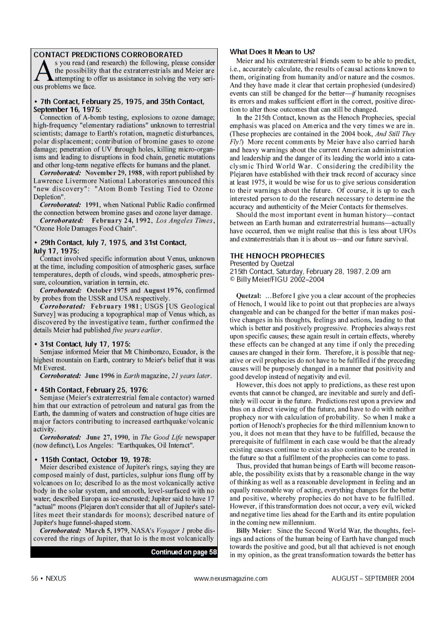 Nexus Magazine Vol11 No5 Billy Meier Michael Horn p56.jpg
